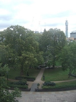 The Phobiaman Clinic - view of Cavendish Square